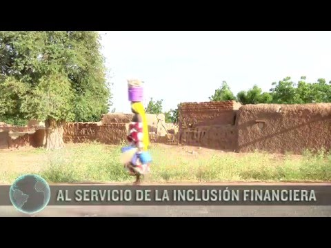 Vidéo Youtube - Al servicio de la inclusión financiera