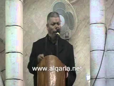 خطبة الجمعه للشيخ عبد الله نمر درويش 8/4/2011