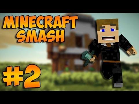 [Minecraft] Smash #2 - Жижигалка - WESTLOG