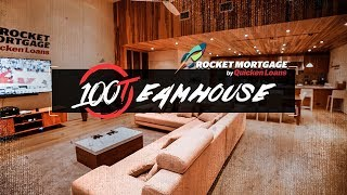 Video 100 Thieves - Rocket Mortgage Team House Tour MP3, 3GP, MP4, WEBM, AVI, FLV Juni 2018