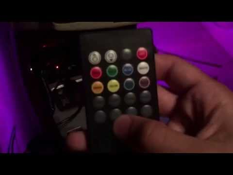 Interior LED Lighting (7 Colors With Sound Activation)
