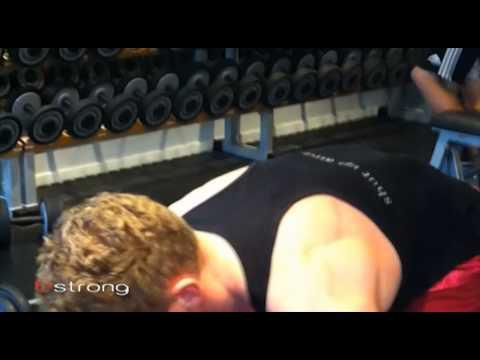 BESTRONG athlete Jackie Lauge fortæller om sin vej til DM 2011
