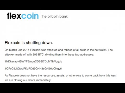 Another Bitcoin Bank Shuts Down After Hacking Theft