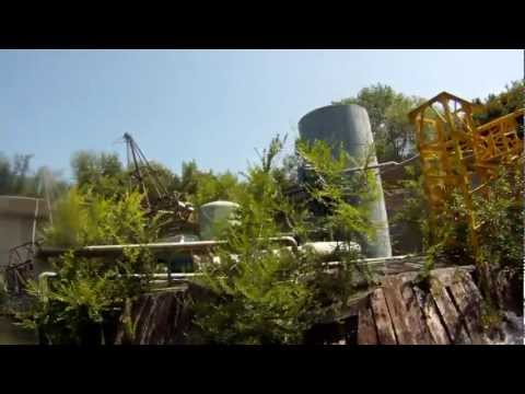 Magma 2 Action Tour left and right side,Movieland Italy (видео)