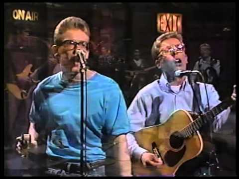 Proclaimers : Live on Letterman 1989 - I'm Gonna Be (500 Miles)