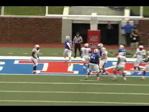 Garrett Gilbert Run & Scramble Highlights video.