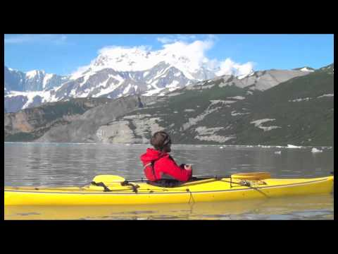 Icy Bay Camping How to - From our 2013 sea kayaking trip to Icy Bay; unbelievable, world class sea kayaking in Icy Bay, Wrangell - St. Elias National Park and Preserve, and we had th...