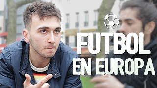 Video FOOTBALL in Europe MP3, 3GP, MP4, WEBM, AVI, FLV Mei 2018