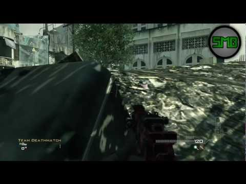 MW3 Infected / Online Best Hiding Spots - Bakaara
