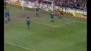 Schmeichels Parade gegen den FC Liverpool