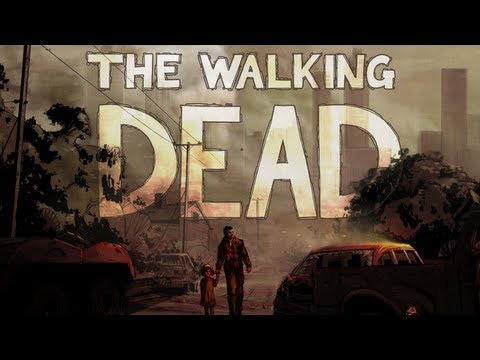 The Walking Dead GAMEPLAY Episode 1 For iPhone, iPod Touch & iPad