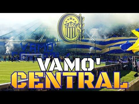Video - Hinchada canalla vs Arsenal - ROSARIO CENTRAL - Los Guerreros - Rosario Central - Argentina