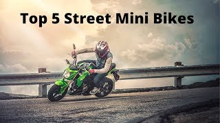 9. Top 5 Street Mini Bikes 125cc (Grom MSX125 Style) Specs | Top Speed | And More