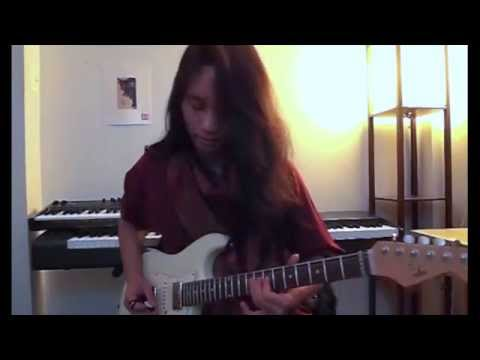 Comfortably Numb Solo – cover by Nat Saralamba