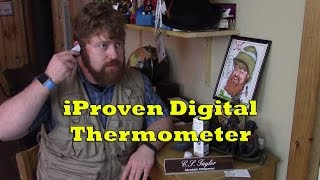 The iProven Dual Mode Thermometer