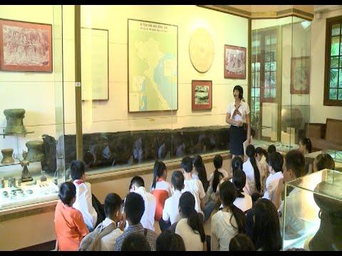 Bảo tàng trên địa bàn Hà Nội - không khói thuốc lá