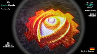 3D HydroMatrix - Programming Examples