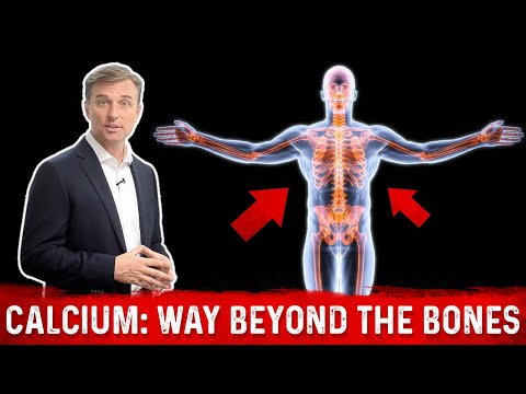 The Importance of Calcium: Way Beyond the Bones - Dr. Eric Berg DC