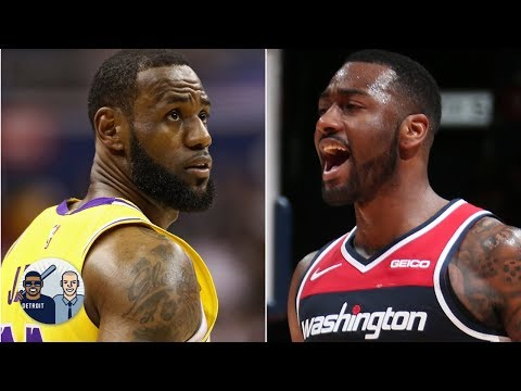Video: Wizards played with level of desperation against Lakers - Jalen Rose | Jalen & Jacoby