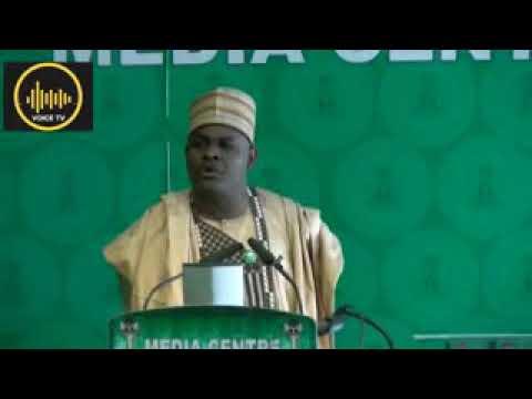 Hon. Speaks Against Buhari Impeachment