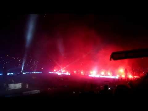 Corazón Alianza Lima, corazón para ganar, a La Victoria volveremos para verte campeonar (8) - Comando SVR - Alianza Lima