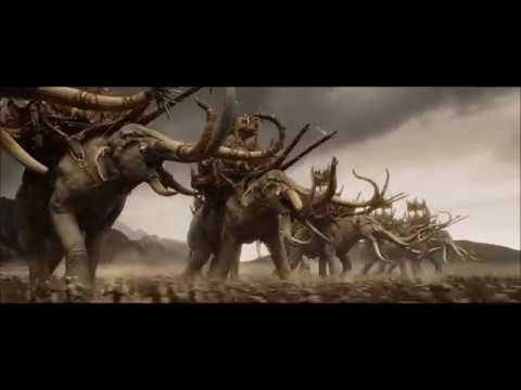 LOTR The Return of the King,  The Battle of the Pelennor Fields
