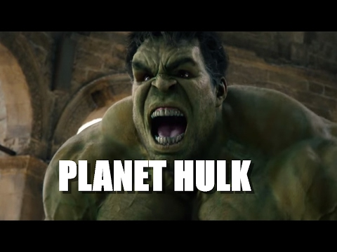 All of The Voice-Cast of Planet Hulk (2010)