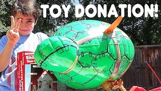 Toy donation for children by Will-Haik! (#5)