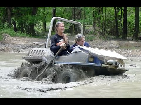 Amphibious All Terrain Vehicles