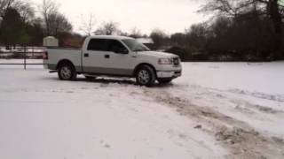 Winter 2013 ford f150