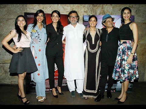 Celebs At Special Screening OF Angry Indian Goddesses Movie