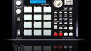 MPC500 beat-