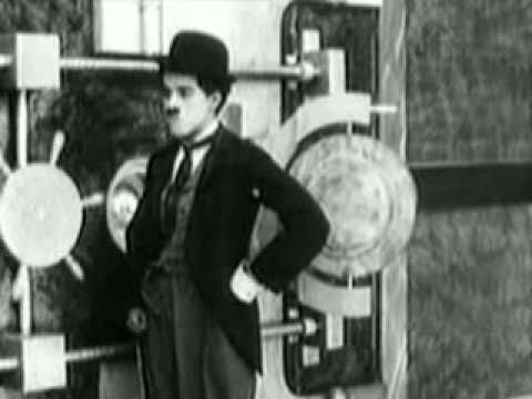 Charlie Chaplin &#8211; The Swab