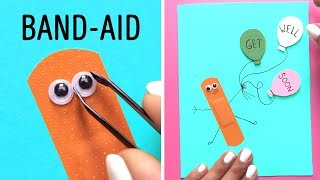 8 CUTE DIY CRAFTS THAT WILL MAKE YOUR FRIENDS SMILE