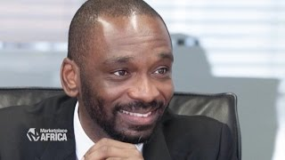 The son of Angola's president is trying to diversify the economy.
