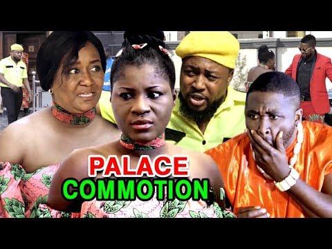 Palace Commotion Season 5&6 - NEW MOVIE '' Destiny Etiko & Ebele Okaro 2020 Latest Nigerian Movie