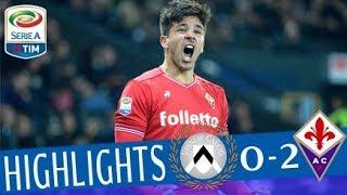 Video Udinese - Fiorentina 0-2 - Highlights - Giornata 27 - Serie A TIM 2017/18 MP3, 3GP, MP4, WEBM, AVI, FLV Juni 2018