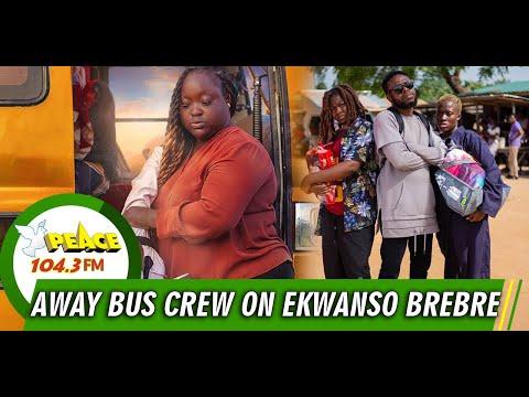 AWAY BUS CREW ON EKWANSO BREBRE (16/04/2019)