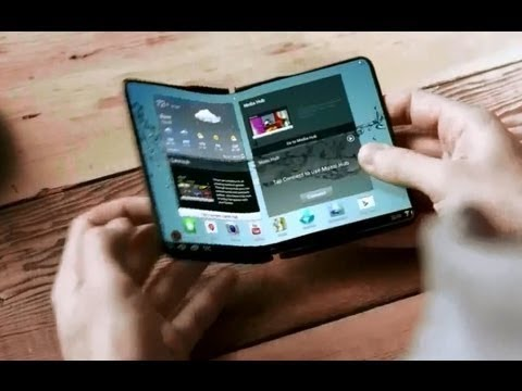 Phones That Fold Out To Tablets
