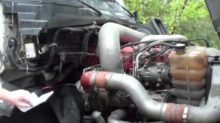 9. Fix Your Prostar A/C Yourself!   Part 1 of 7