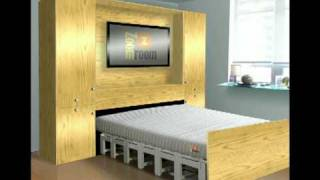 Zoom-Bed : The Innovative Murphy Bed