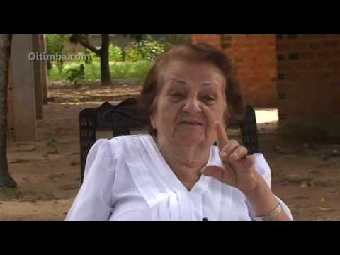 D. Áurea Alvim em conversa franca com o site Oitimba.com