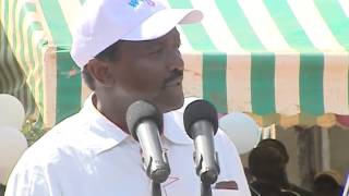 Kalonzo's campaign trail in Bungoma county
