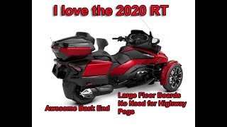 10. 2020 Can Am Spyder RT,  Hell Yea!