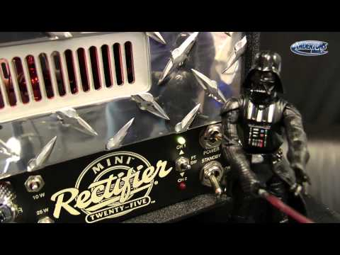 Star Wars Mesa Boogie Mini Rectifier Demo