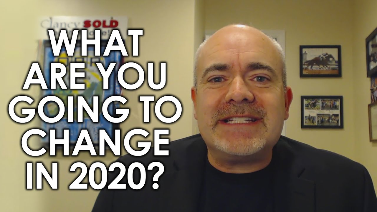 Laying the Groundwork to Make 2020 the Best Year Ever