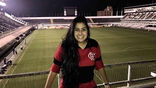 Flamengo x Santos Copa do Brasil Quartas de final, Jogo 2 Estádio Urbano Caldeira, Santos Edição: Zandor Eduardo Contato:...