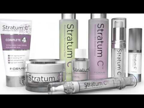 STRATUM C Menopause Skincare
