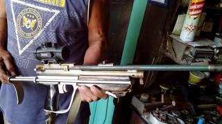 Cavite Philippines  city photo : Airgun Bullpup ,Retractable / Folding air gun. cavite , philippines