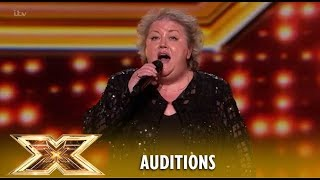 Video Jacqueline Faye: From Her Farm To WOW The X Factor Judges!! | The X Factor UK 2018 MP3, 3GP, MP4, WEBM, AVI, FLV Maret 2019